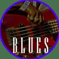 Blues Music Radio Full Icon