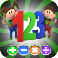 Maths Bee for Kids Free Icon