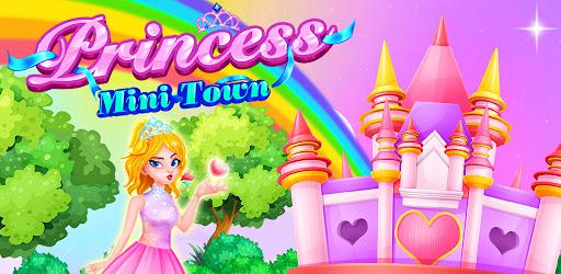 Princess & Prince Mini Town - Trendy Games Galaxy apk