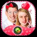💜 Best Face Swap App 💜 Icon
