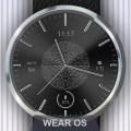 Watch Face: Silver Metal - Wear OS Smartwatch Icon