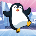 Penguin Runner Icon