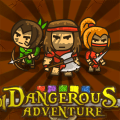 Dangerous Adventure: Puzzle role-playing game Icon