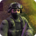 SWAT Counter Terrorist Gun War Icon