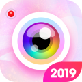 Selfie Beauty Camera, Photo Filters - Sweet Camera Icon