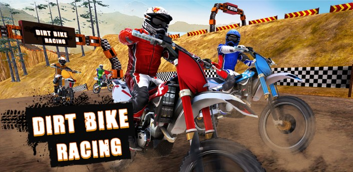 Dirt track bike racing: Offroad moto racer apk
