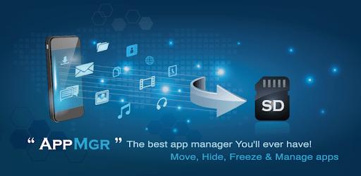 AppMgr Pro III (App 2 SD, Hide and Freeze apps) apk