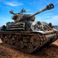Battle Tanks: WW2 Free Tank Games PVP - War Game Icon