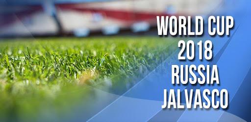 World Cup 2018 Russia Jalvasco apk