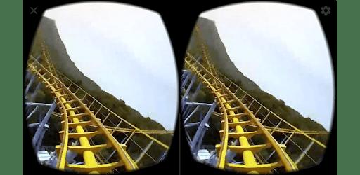 Roller Coaster 360 VR apk