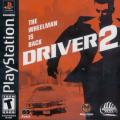 Driver 2 PS1 Icon