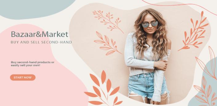 Bazaar&Market - Buy and Sell Second-Hand apk