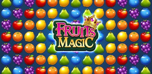 Fruits Magic : Sweet Match 3 Puzzle apk