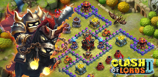 Clash of Lords 2: A Batalha apk