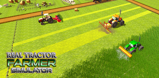 Real Tractor Farming Simulator 2018 apk