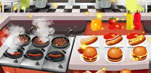 Cooking Restaurant Games: Chef Kitchen Management apk
