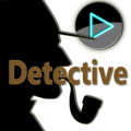 Detective Audio Story Icon