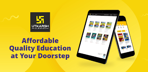 Utkarsh App :  Your Smart E - Learning Solution apk