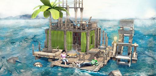 Raft Survival: Multiplayer - Simulator apk