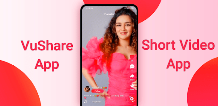 VuShare - Short Video App apk