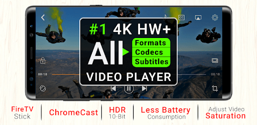 4K Video Player All Format - Cast to TV CnXPlayer apk