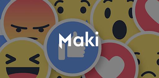 Maki: Facebook & Messenger in one application apk
