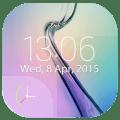 Lock Screen Galaxy S6 Edge App Icon