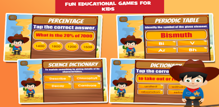 5th Grade Learning Games apk