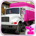 Garbage Dump Truck 2021 : Heavy Loader Truck Game Icon