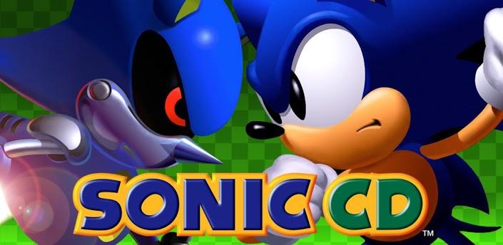 Sonic CD apk
