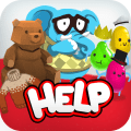 HELP: Fun Puzzle Games in Support of War Child UK Icon