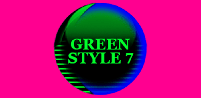 Green Icon Pack Style 7 ✨Free✨ apk