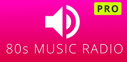 80s Music Radio Pro apk