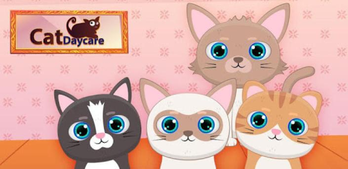 My kitty pet day care : Virtual cat Simulator🐱 apk