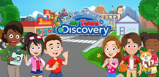 My Town : Discovery Pretend Play apk