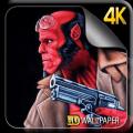 Hellboy™ HD Wallpaper Icon