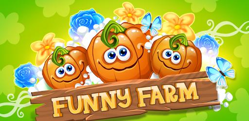 Funny Farm match 3 game apk