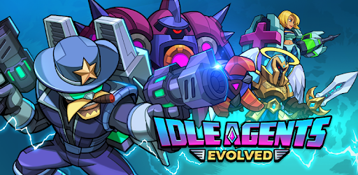 Idle Agents: Evolved apk