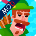 Bowmasters (mod) Icon