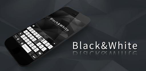 Classic Black Keyboard apk