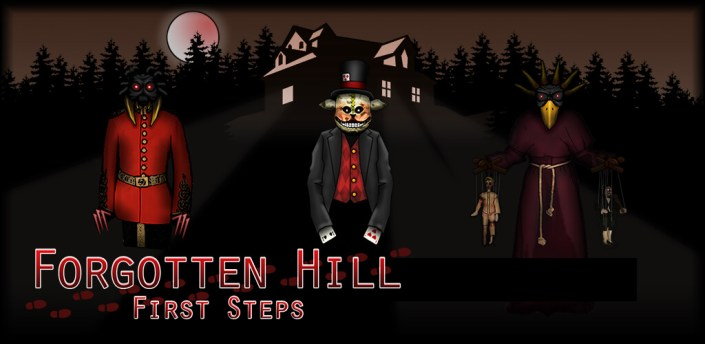Forgotten Hill First Steps apk