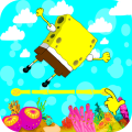 Flying SpongeBob Icon