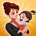 Pocket Family Dreams: Build My Virtual Home Icon