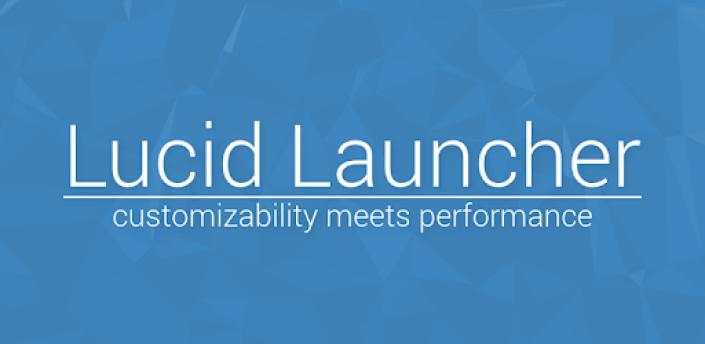 Lucid Launcher apk