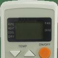 Remote Control For Panasonic Air Conditioner Icon