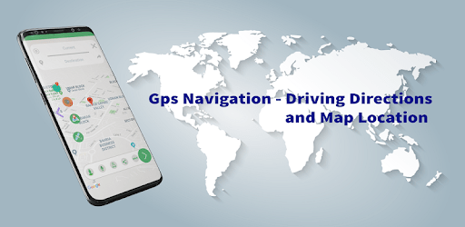 GPS Navigation - Driving Directions & Map Location apk