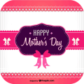 Mother's Day Greeting Cards Icon