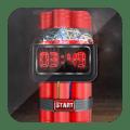 Time Bomb Broken Screen Prank Icon
