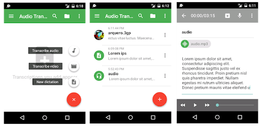 Transcription Tool apk