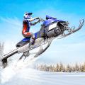 Snow Bike Stunts Racing - Mad Bike Race Icon